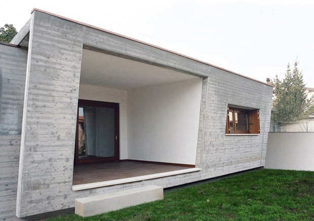 B house abnorma architetture B house